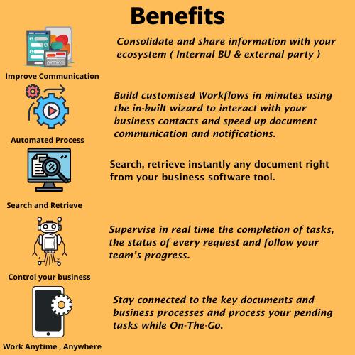 Benefits for KOMI Doc